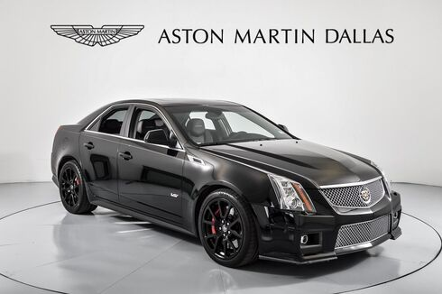 2014_Cadillac_CTS-V_HENNESSEY_ Dallas TX