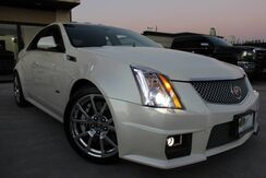 2014_Cadillac_CTS-V Sedan_CTS-V 2 OWNERS TEXAS BORN NAVIGATION_ Houston TX
