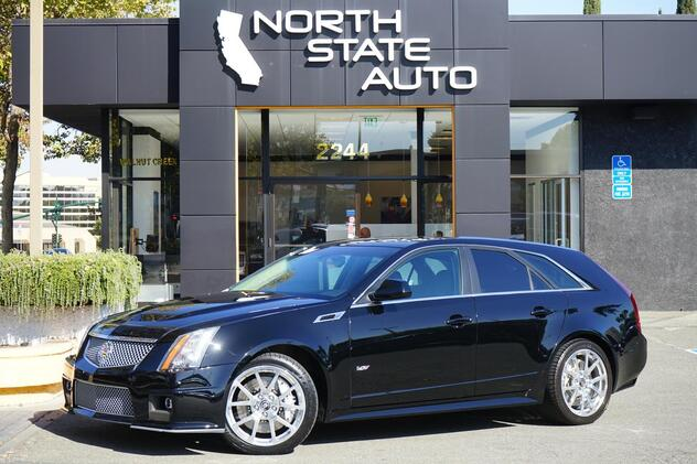 2014_Cadillac_CTS-V Wagon__ Walnut Creek CA