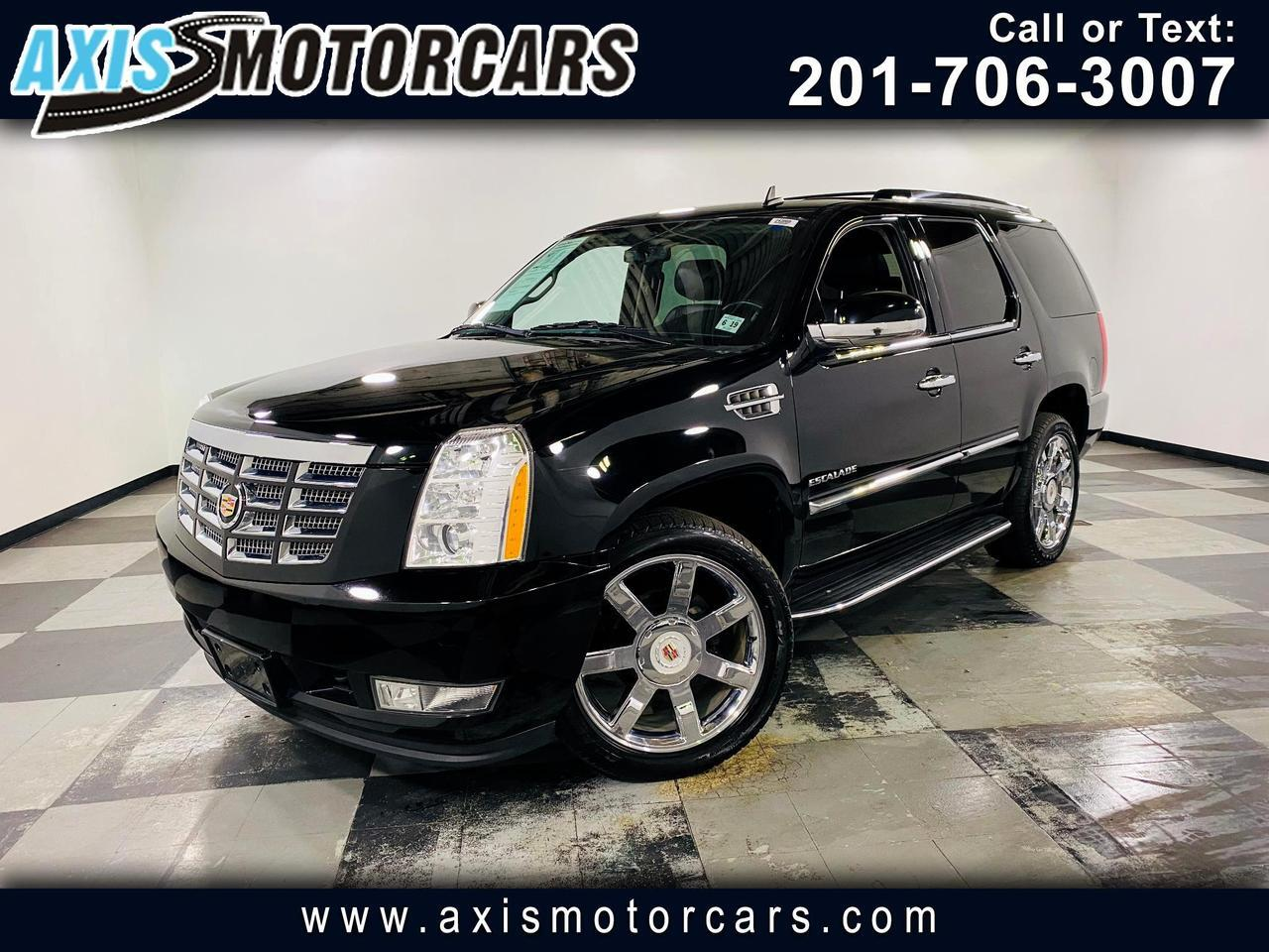 2014 Cadillac Escalade AWD 4dr Luxury w/Backup Camera Navigation 3rd Seat Jersey City NJ