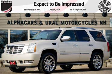 2014_Cadillac_Escalade_AWD Luxury_ Boxborough MA