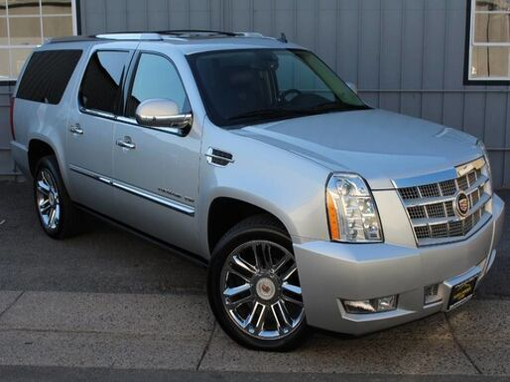 2014_Cadillac_Escalade ESV_Platinum_ San Rafael CA