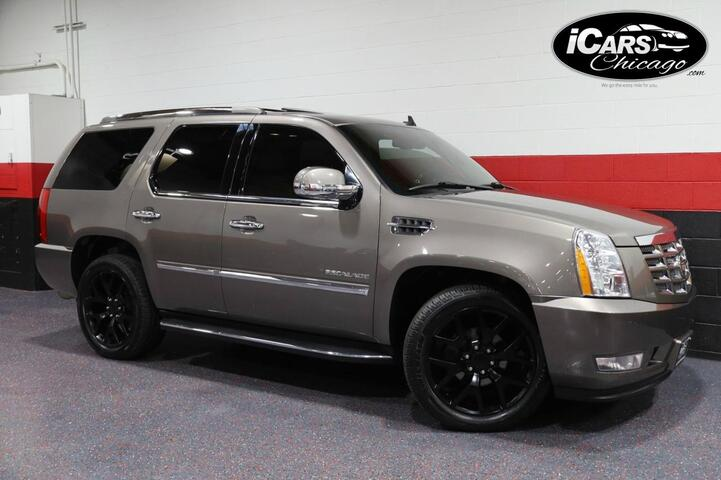 Used Cadillac Escalade Skokie Il