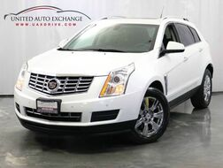 2014_Cadillac_SRX_4 Luxury Collection / 3.6L V6 Engine / AWD / Panoramic Sunroof / Bose Premium Sound System / Navigation / Bluetooth / Parking Aid with Rear View Camera_ Addison IL