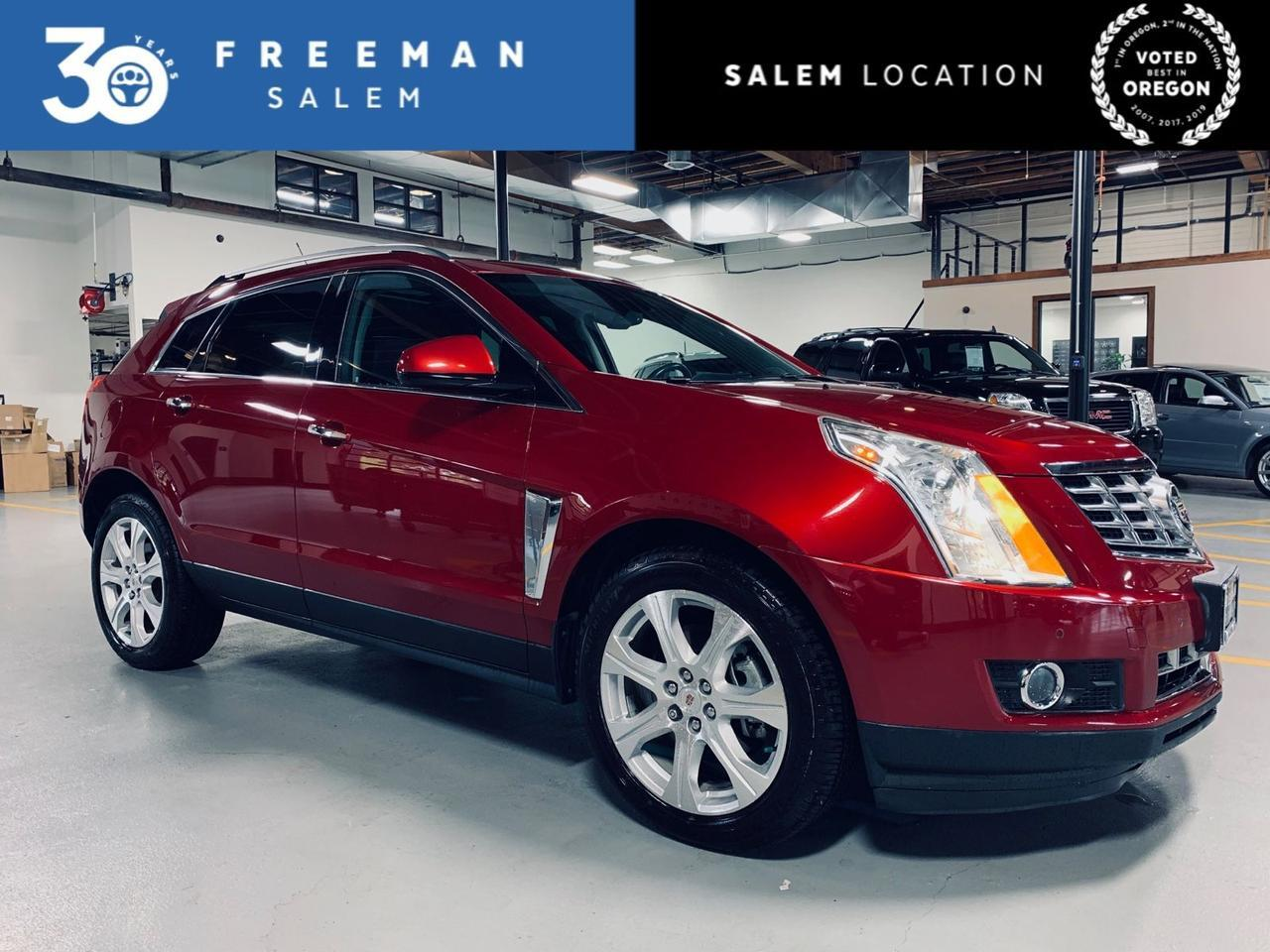 2014 Cadillac SRX AWD Premium Collection Heated/Cooled Seats Salem OR