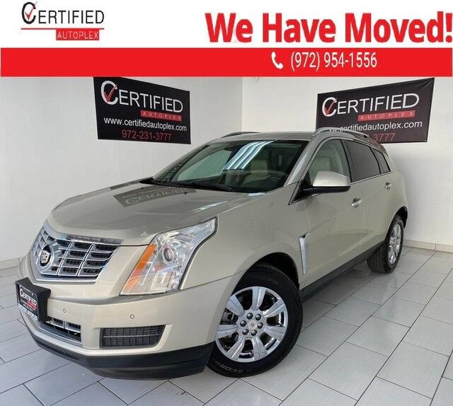 2014 Cadillac SRX LUXURY PANORAMIC ROOF REAR CAMERA PARK ASSIST COLLISION ALERT LANE ASSIST Dallas TX