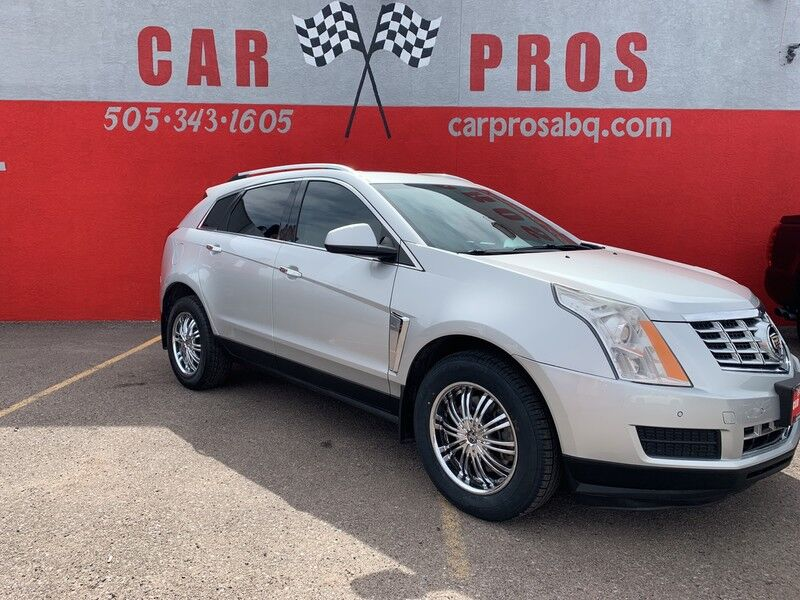 2014 Cadillac SRX Luxury Collection Albuquerque NM