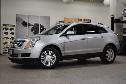 2014_Cadillac_SRX_Luxury Collection_ Boston MA