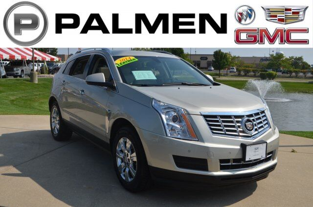 2014 Cadillac SRX Luxury Collection Kenosha WI