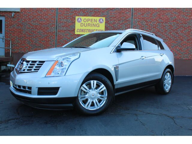 2014 Cadillac SRX Luxury Collection Kansas City KS