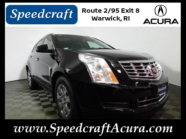2014 Cadillac SRX Luxury Collection Wakefield RI