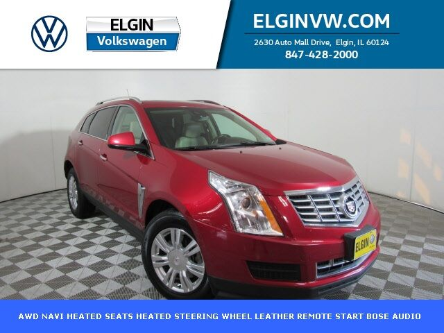 2014 Cadillac SRX Luxury Elgin IL