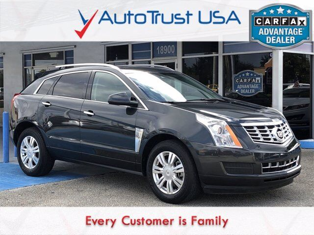 2014 Cadillac SRX Luxury Miami FL