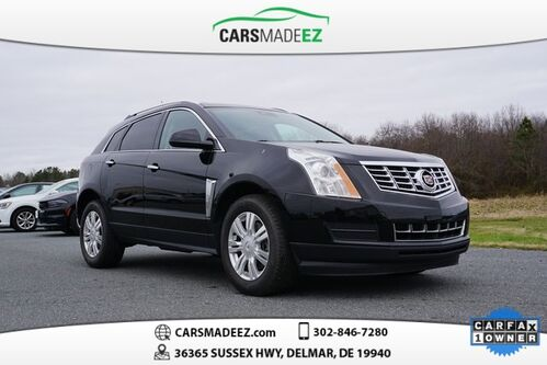 2014_Cadillac_SRX_Luxury_ Salisbury MD