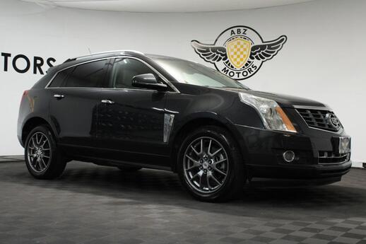 2014 Cadillac SRX Premium Collection Pano Roof,Camera,Ac/Heated Seats Houston TX