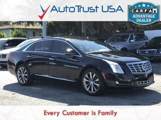 Cadillac XTS Base 2014