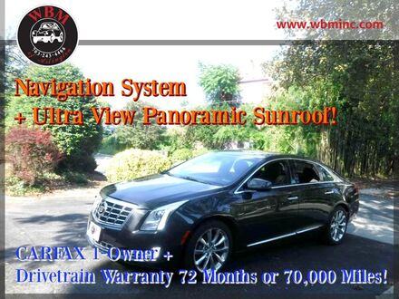 2014_Cadillac_XTS_Luxury AWD_ Arlington VA