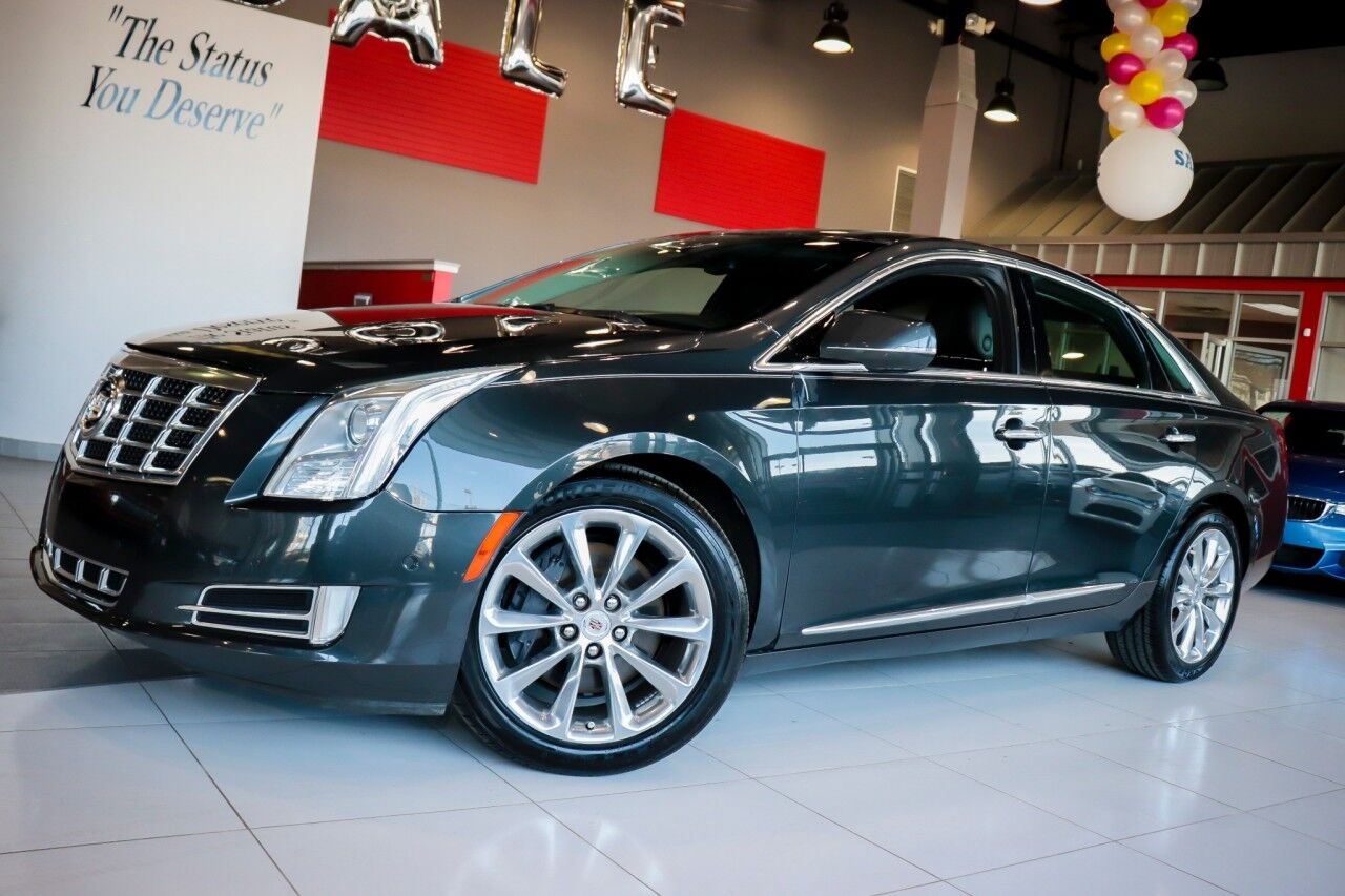 2014 Cadillac XTS Luxury Backup Camera Leather Seats Springfield NJ