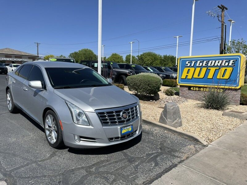 2014 Cadillac XTS Luxury St George UT