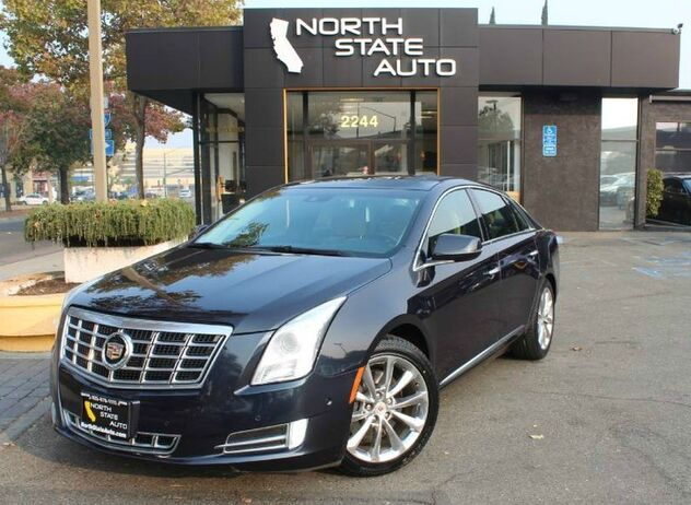 2014_Cadillac_XTS_Luxury_ Walnut Creek CA