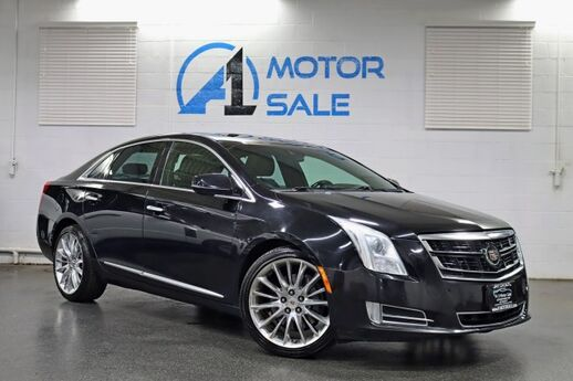 2014 Cadillac XTS Platinum V-SPORT Fully Loaded! Schaumburg IL