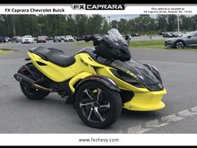 2014_Can-Am_RSs_Spyder_ Watertown NY