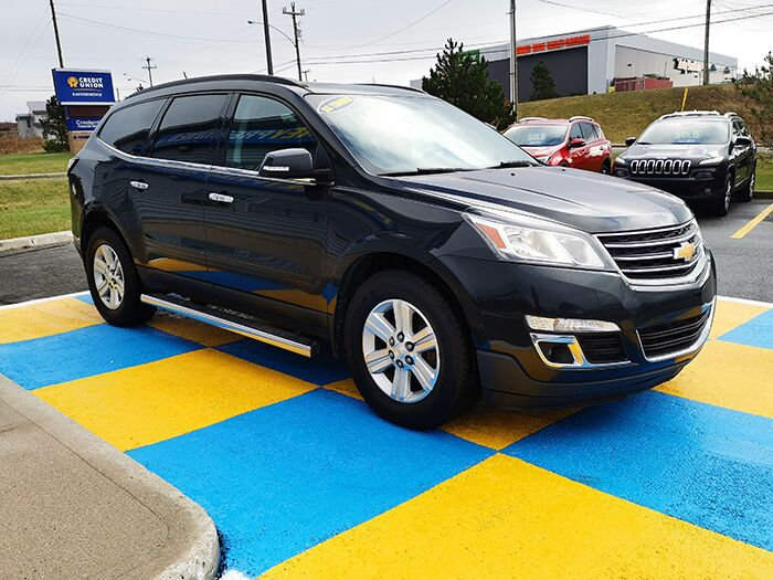2014 Chevrolet Traverse LT Mount Pearl NL