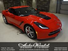 2014_Chevrolet_CORVETTE STINGRAY LT2__ Hays KS