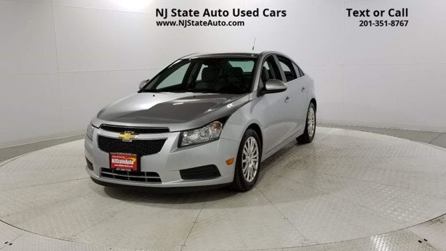 2014 Chevrolet CRUZE 4dr Sedan Automatic ECO Jersey City NJ
