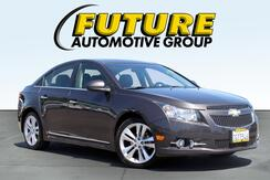 2014_Chevrolet_CRUZE_Sedan_ Roseville CA