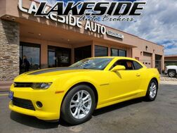 2014_Chevrolet_Camaro_1LS Coupe_ Colorado Springs CO