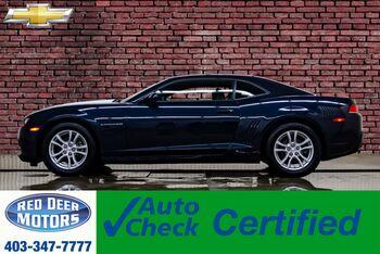 2014_Chevrolet_Camaro_1LS Manual_ Red Deer AB