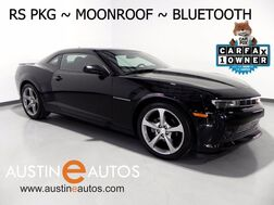 2014_Chevrolet_Camaro 1LT_*AUTOMATIC, RS PACKAGE, MOONROOF, TOUCH SCREEN, BLUETOOTH PHONE & AUDIO_ Round Rock TX