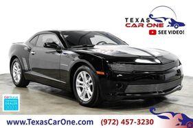 2014_Chevrolet_Camaro_2LS AUTOMATIC BLUETOOTH CRUISE CONTROL STEERING WHEEL CONTROLS A_ Carrollton TX