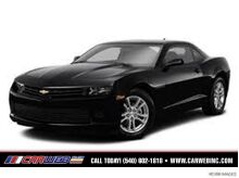 2014_Chevrolet_Camaro_2LS Coupe_ Fredricksburg VA