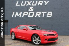 2014_Chevrolet_Camaro_2LS_ Leavenworth KS