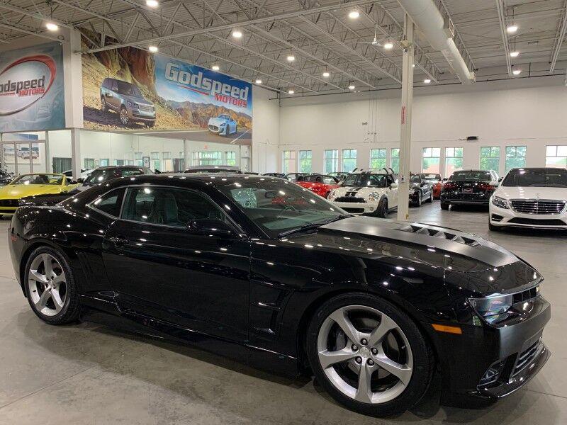 2014_Chevrolet_Camaro_2SS 44K MSRP Performance Upgrades_ Charlotte NC