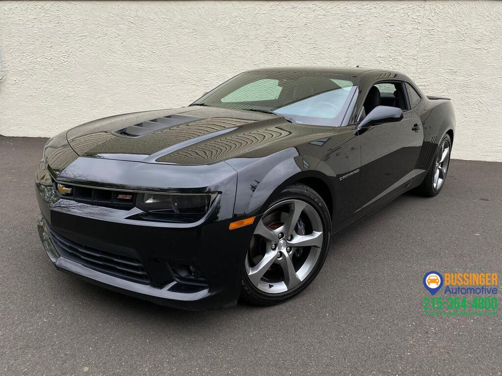 2014 Chevrolet Camaro 2SS w/ Navigation and RS Package Feasterville PA