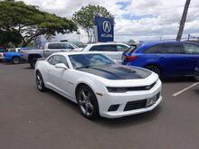2014_Chevrolet_Camaro_2dr Cpe SS w/2SS_ Kahului HI