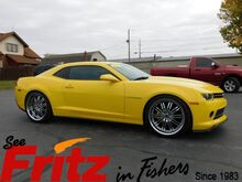 2014_Chevrolet_Camaro_LS_ Fishers IN