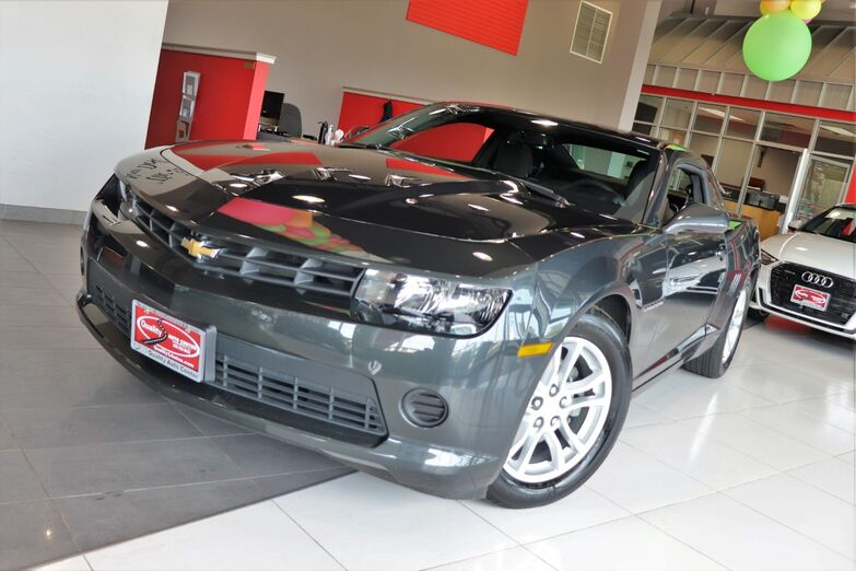 2014 Chevrolet Camaro LS Preferred Equiptment Package Springfield NJ