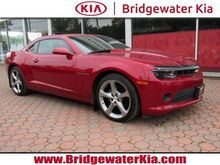 2014_Chevrolet_Camaro_LT/2LT Coupe, Rear-View Camera, Touch-Screen Audio, Boston Acoustics Premium Sound, Bluetooth Technology, Heated Leather Seats, Power Sunroof, 20-Inch Alloy Wheels,_ Bridgewater NJ