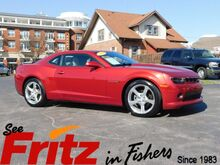 2014_Chevrolet_Camaro_LT_ Fishers IN
