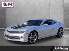 2014_Chevrolet_Camaro_LT_ Roseville CA