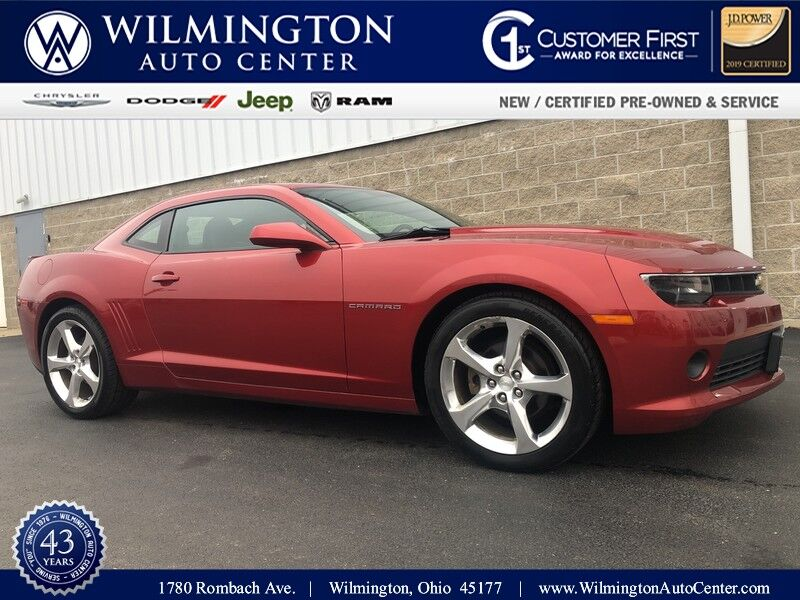 2014 Chevrolet Camaro LT Wilmington OH