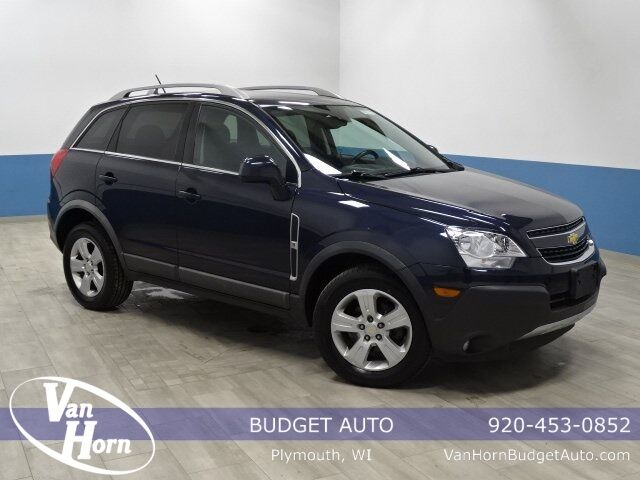 2014 Chevrolet Captiva Sport 2LS Plymouth WI