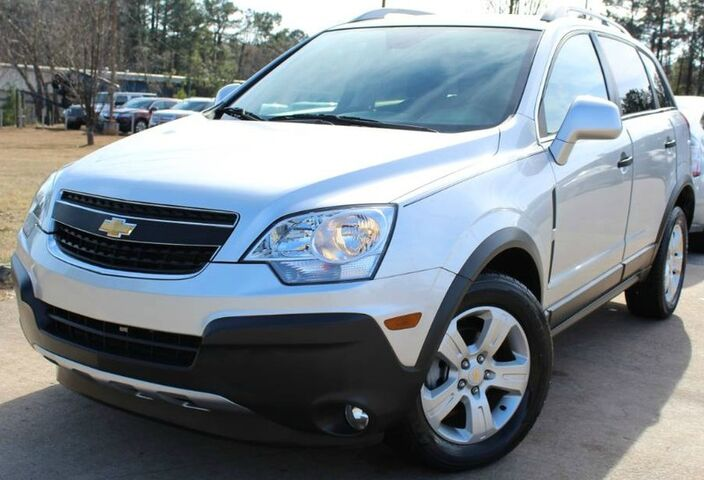 2014 Chevrolet Captiva Sport LS - w/ SATELLITE & ROOF RACK Lilburn GA