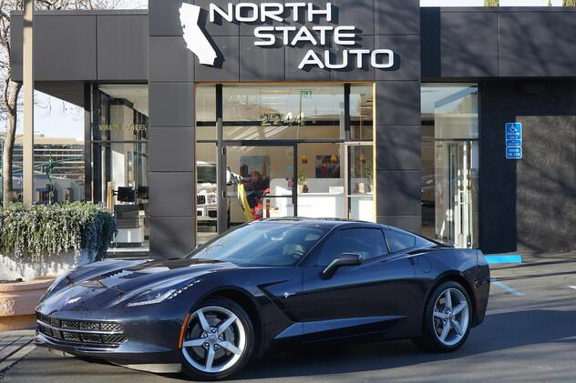 2014_Chevrolet_Corvette Stingray_1LT_ Walnut Creek CA
