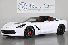 2014 Chevrolet Corvette Stingray 2LT BOSE Navigation Automatic Red Leather