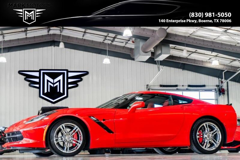 2014_Chevrolet_Corvette Stingray_2LT_ Boerne TX